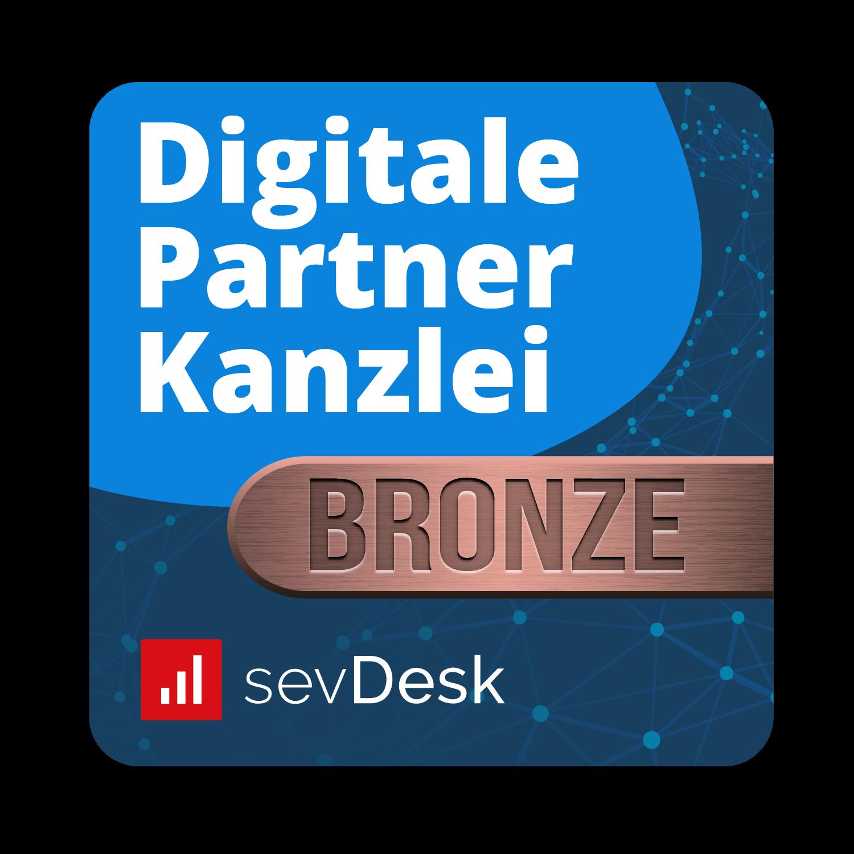 Kanzlei Gille ist Bronze Partner